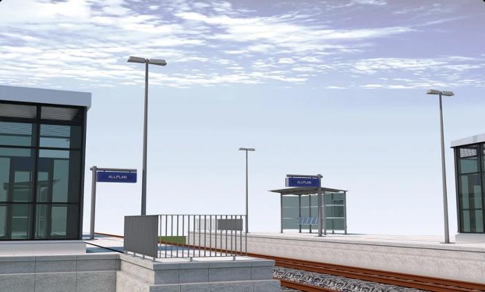 DB Station & Service lavora con Allplan per la progettazione BIM