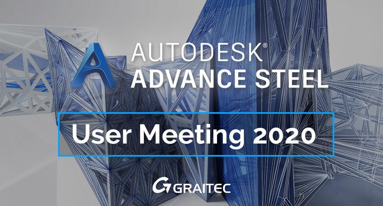30 Ottobre – Graitec Advance Steel User Meeting 2020