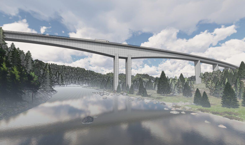 Tekla Awards 2020: il miglior progetto BIMè il ponte Randselva in Norvegia