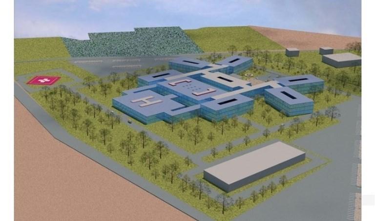 Il nuovo ospedale di Andria affidato a Binini Partners