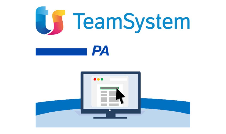 Nasce TeamSystem PA