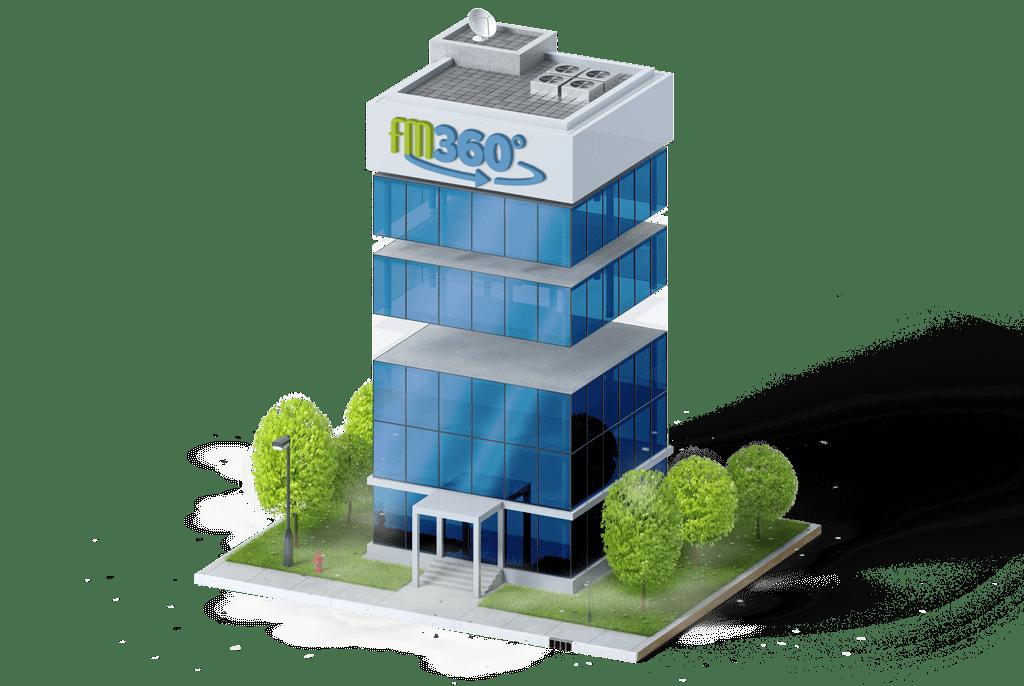 FM360, la piattaforma BIM per la gestione del patrimonio