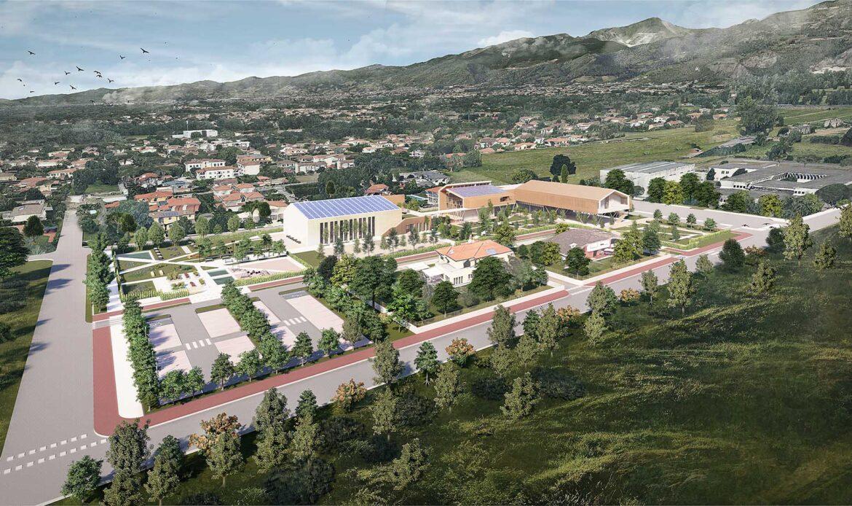 ATIProject si aggiudica il progetto del nuovo polo scolastico a Forte dei Marmi