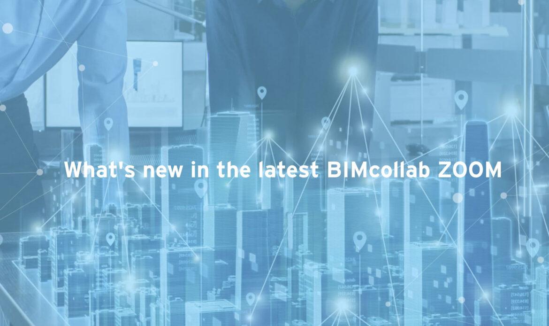 Le novità di BIMcollab ZOOM