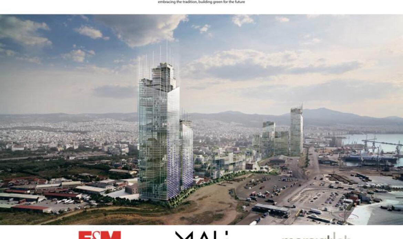 F&M Ingegneria premiata per il Central Business District di Salonicco