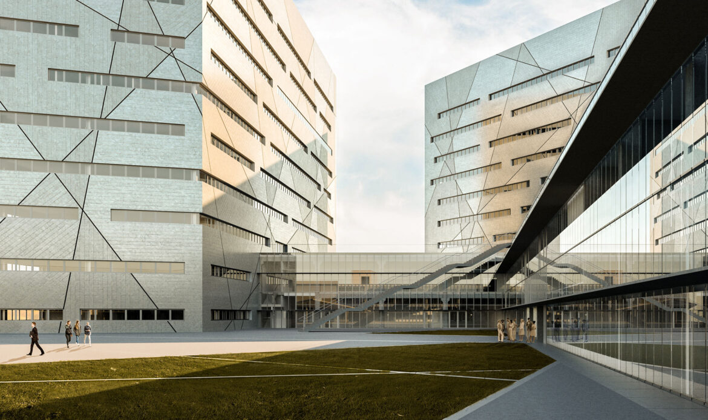 Bimfactory per il BIM nel progetto della Nuova Scuola Politecnica di Genova