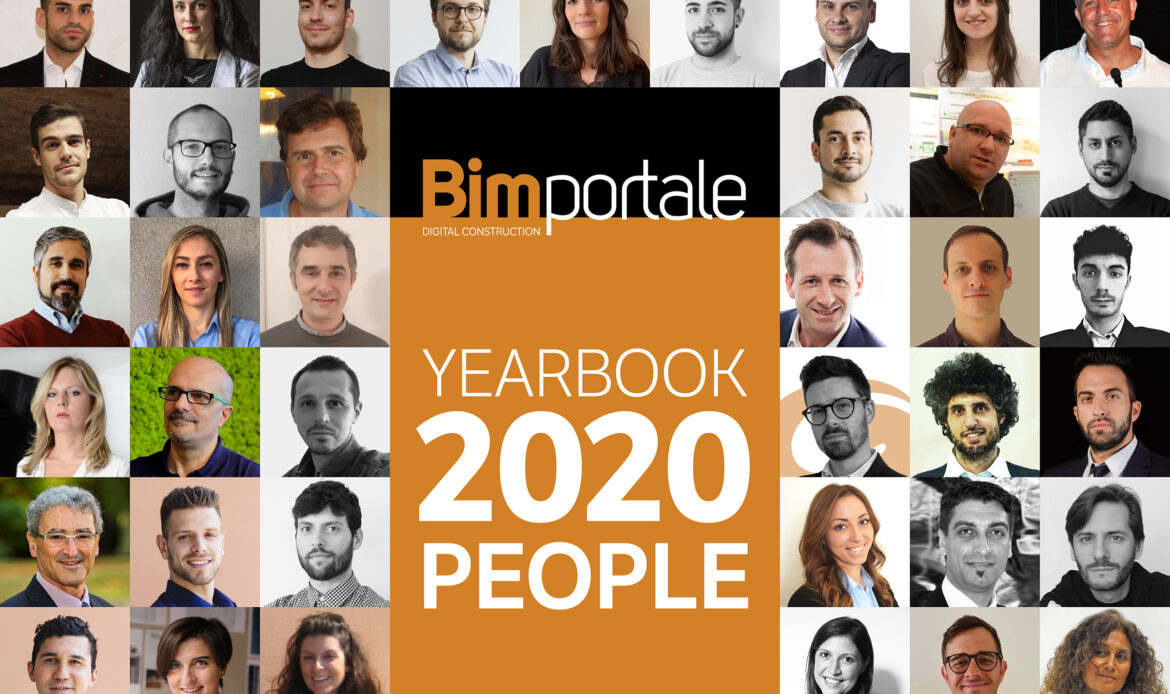 BIMportale Yearbook 2020 People