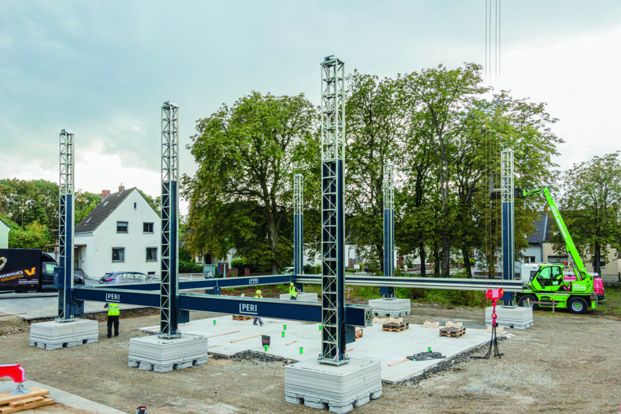 In Germania il più grande condominio stampato in 3D d'Europa
