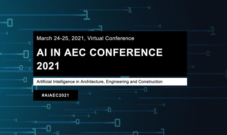 24-25 marzo – AI in AEC Conference 2021