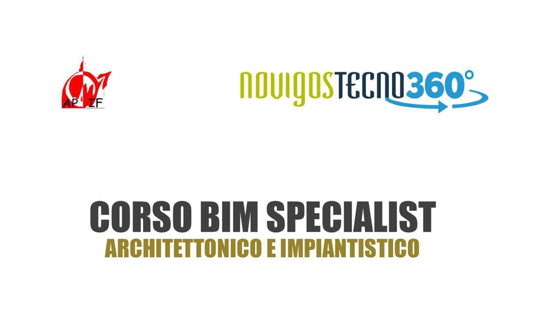 26 Gennaio – Corso BIM Specialist