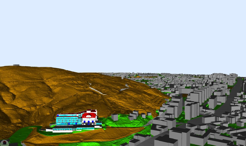 Il BIM per facilitare l'analisi multiscalare dell'ambiente costruito