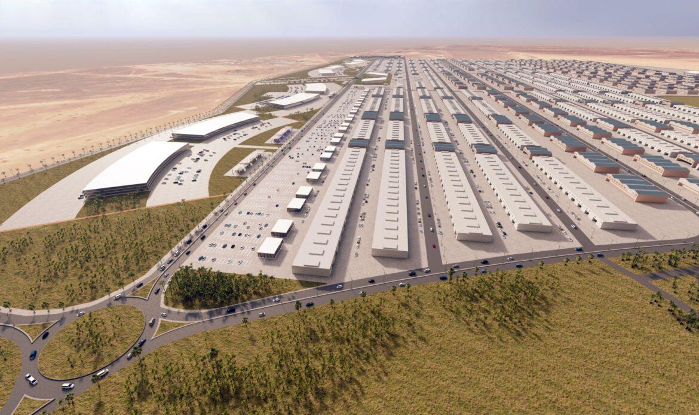 Ibri Industrial City, tutto pronto per l'inizio lavori
