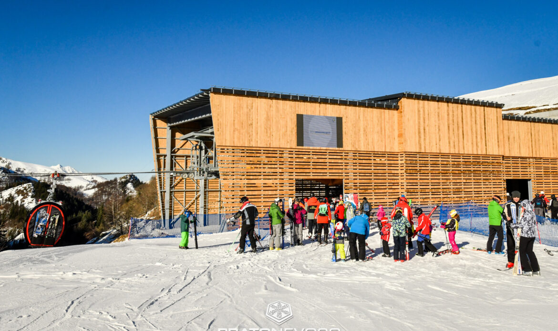 Nuova cabinovia di Prato Nevoso