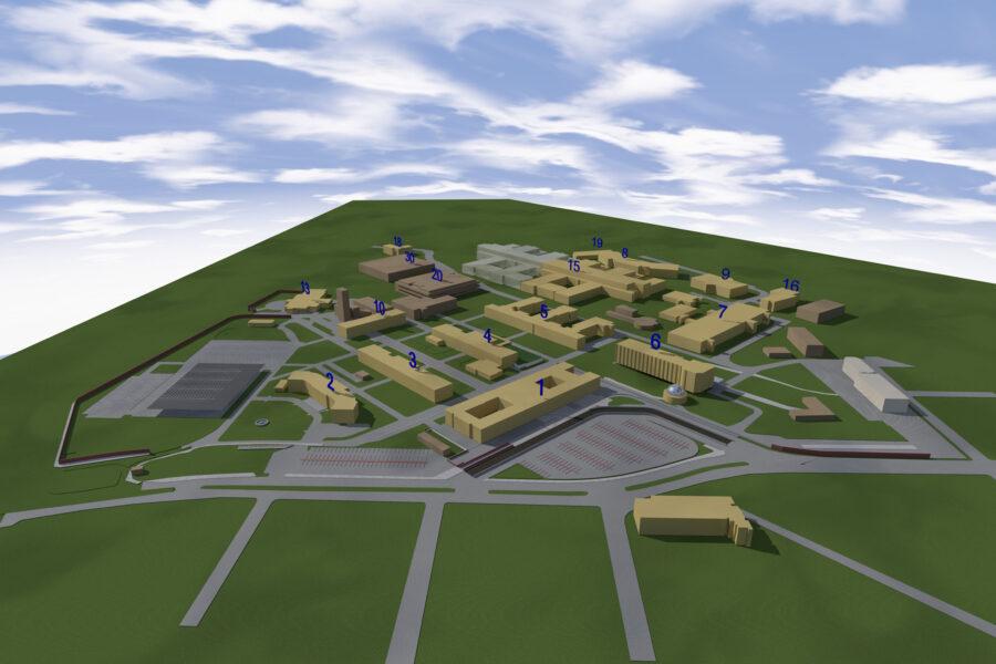 Azienda Sanitaria Universitaria Friuli Centrale: Archicad strumento di gestione di un patrimonio edilizio