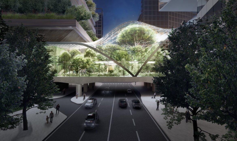 Milano avrà una Torre Botanica