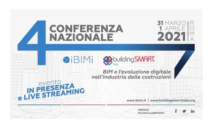 IV Conferenza Nazionale IBIMI – buildingSMART Italia