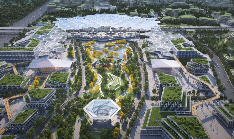 OMA progetta il nuovo parco educativo di Chengdu