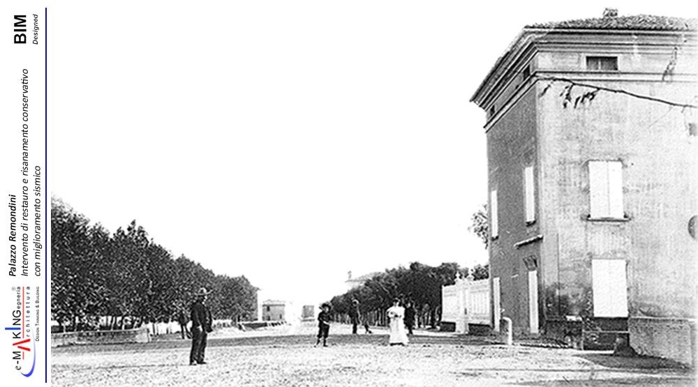 Dal Digital Twin all'HBIM per il restauro di Palazzo Remondini