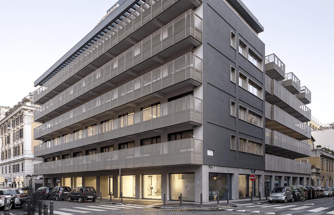 Lombardini22 per la nuova sede di Cassa Depositi e Prestiti di Roma