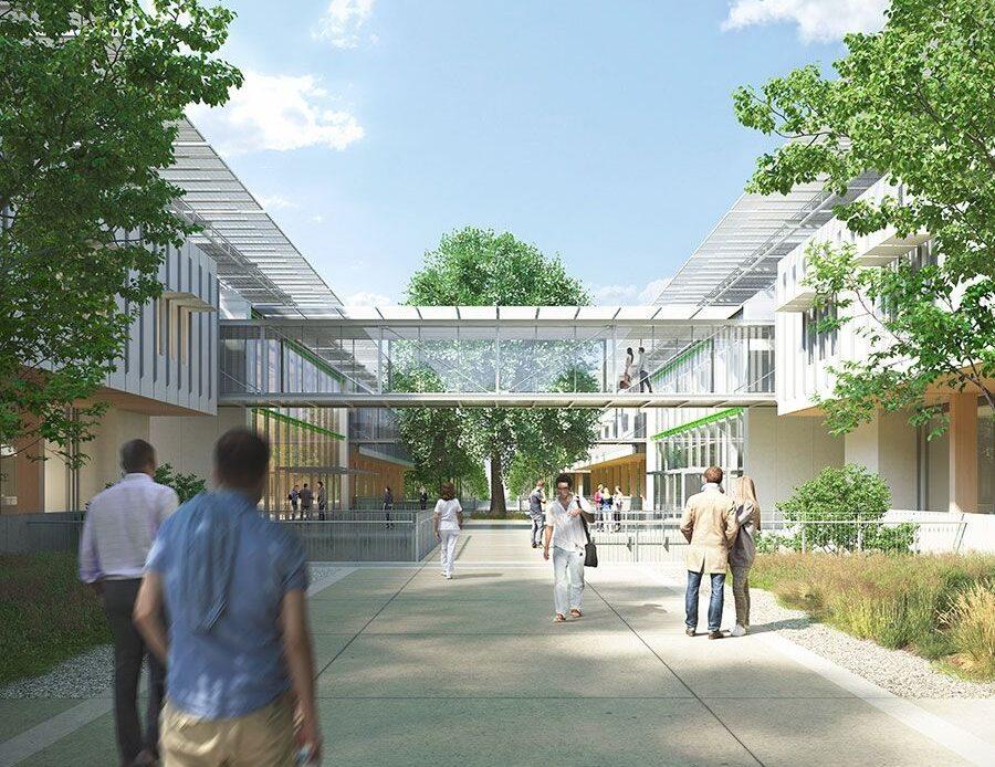RPBW e Milan Ingegneria per il nuovo ospedale di Komotini