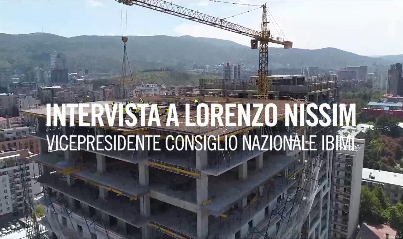 Video intervista a Lorenzo Nissim – Ibimi