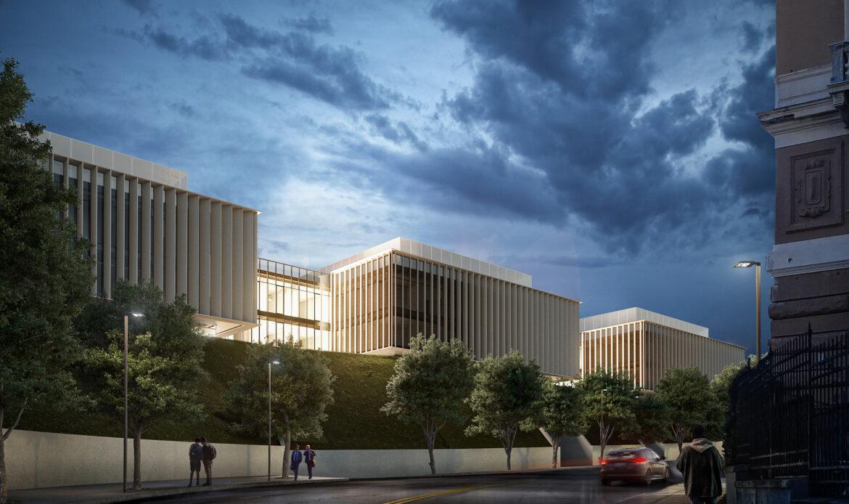 Nuovo Ospedale Galliera a Genova
