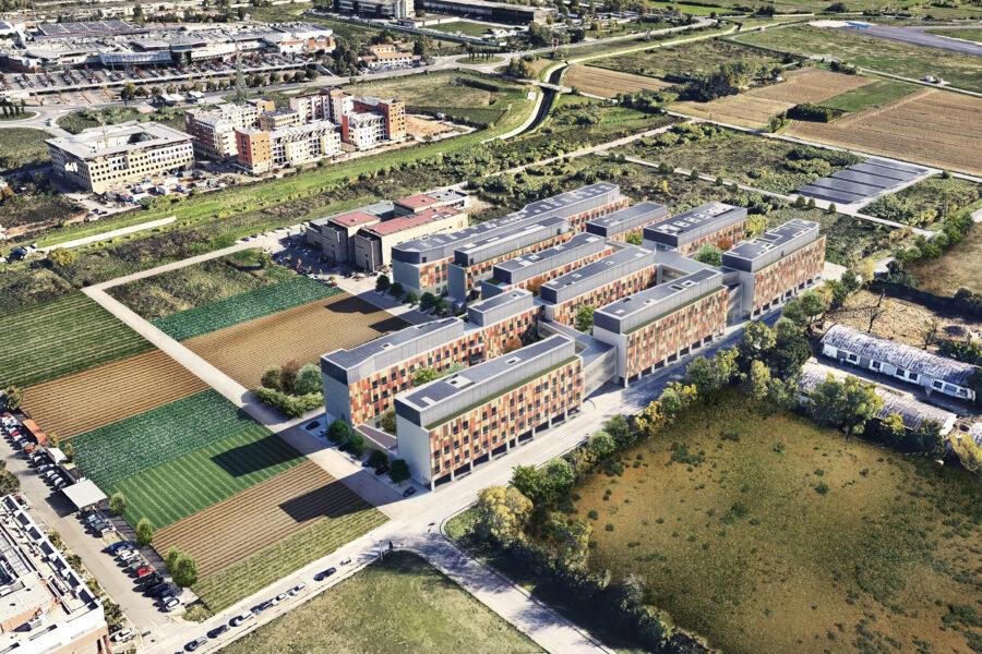 Nuova sede dipartimento Dagri dell'Università degli Studi di Firenze