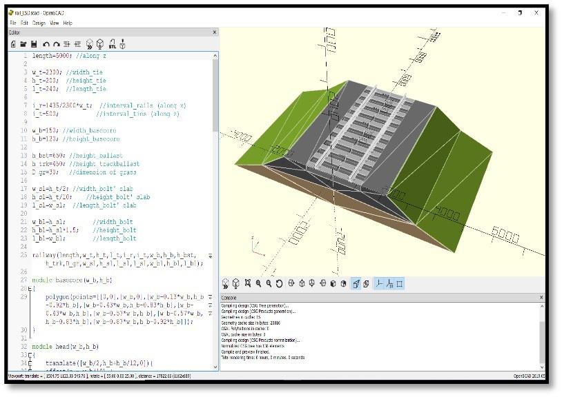 Integrazione tra BIM e modellazione procedurale per la progettazione di una linea ferroviaria