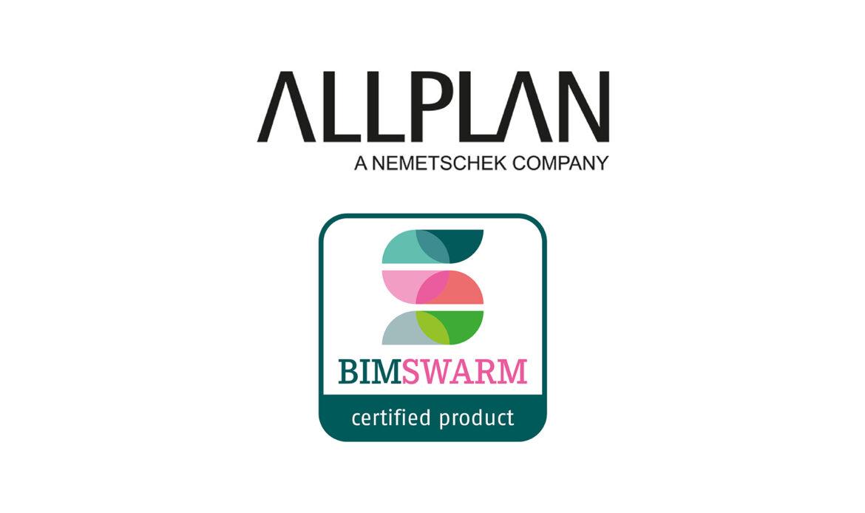 ALLPLAN riceve la certificazione dal progetto di ricerca BIMSWARM