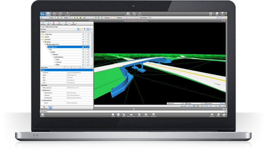 SierraSoft BIM Modeling