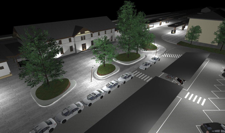 Centro intermodale di Bressanone: un progetto che punta sulla sostenibilità e sull'innovazione del BIM