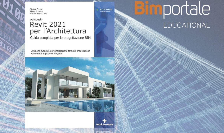 Revit 2021 per l'Architettura