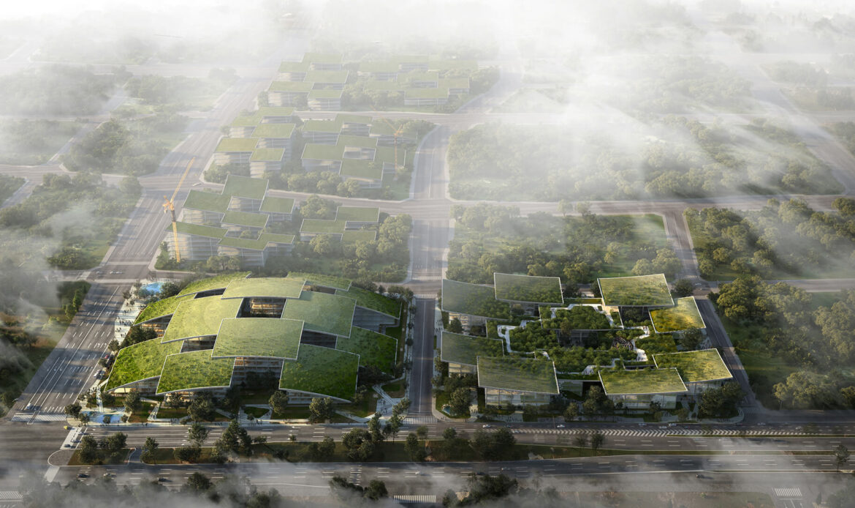 AI City smart city in Cina