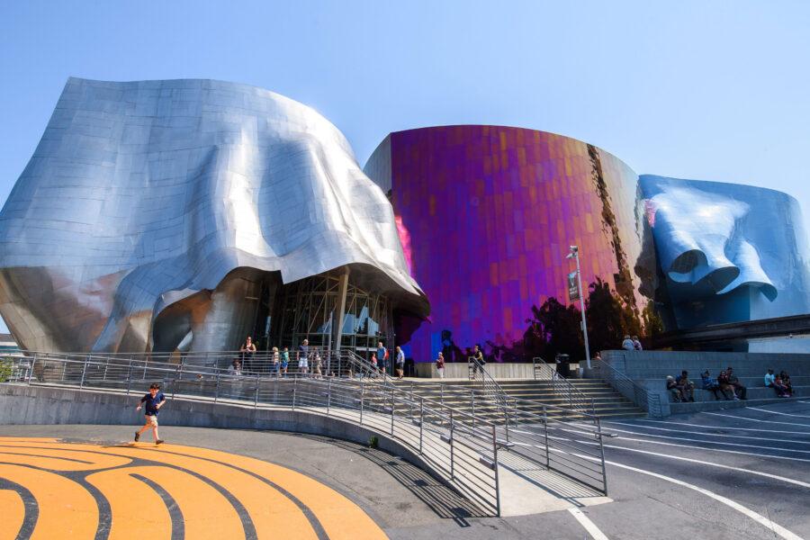 Museum of Pop Culture di Seattle