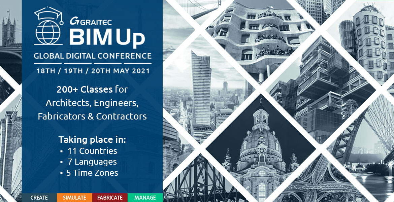 18-20 maggio – BIMUp Global Digital Conference