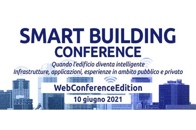 10 Giugno – Smart Building Web Conference Edition