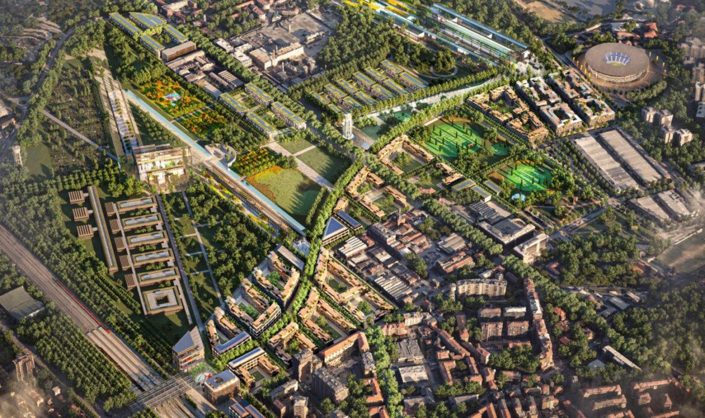 Milanosesto: accordo con il Gruppo San Donato per il nuovo polo universitario e ospedaliero