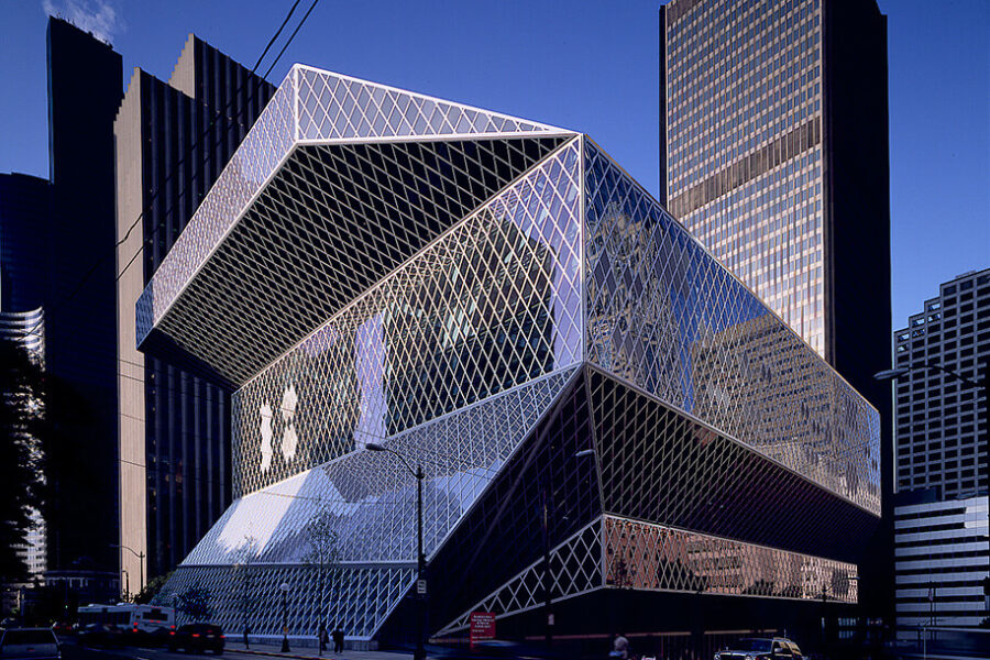 Seattle Central Library