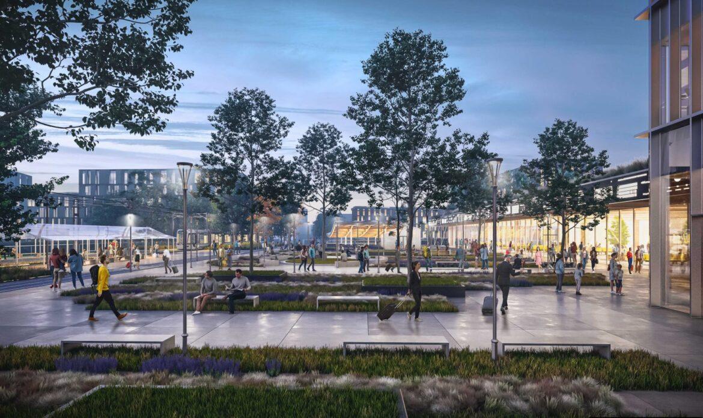Una MoLeCoLA per il concorso Reinventing the Cities
