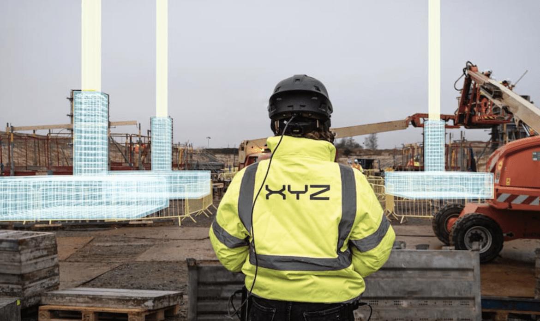 La realtà aumentata per la costruzione di ospedali