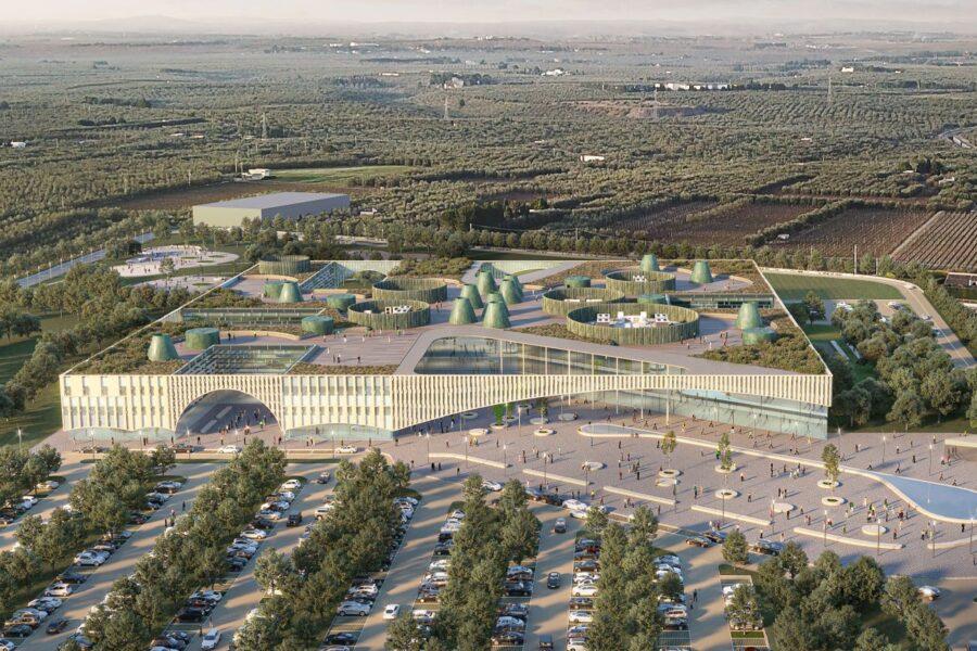 Il nuovo Ospedale di Andria