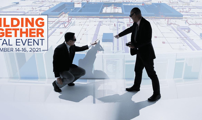 """14-16 settembre – """"Building Together 2021"""": Graphisoft e il futuro delle costruzioni"""