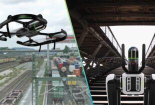 Hexagon lancia i nuovi sensori Leica BLK ARC e Leica BLK2FLY