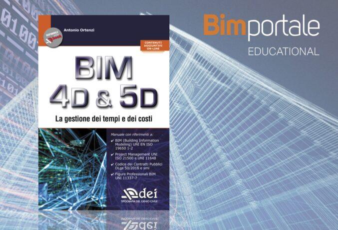 BIM 4D & 5D – La gestione dei tempi e dei costi