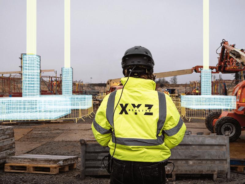 HoloSite, la realtà aumentata per l'edilizia