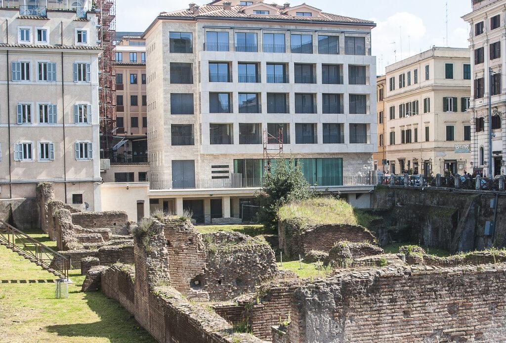 Matteo Thun & partners per il residence Ludus Magnus a Roma