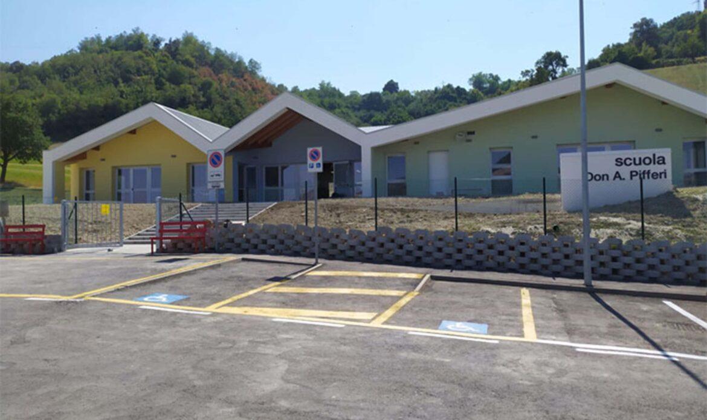 Inaugurato il nuovo polo scolastico Pigneto