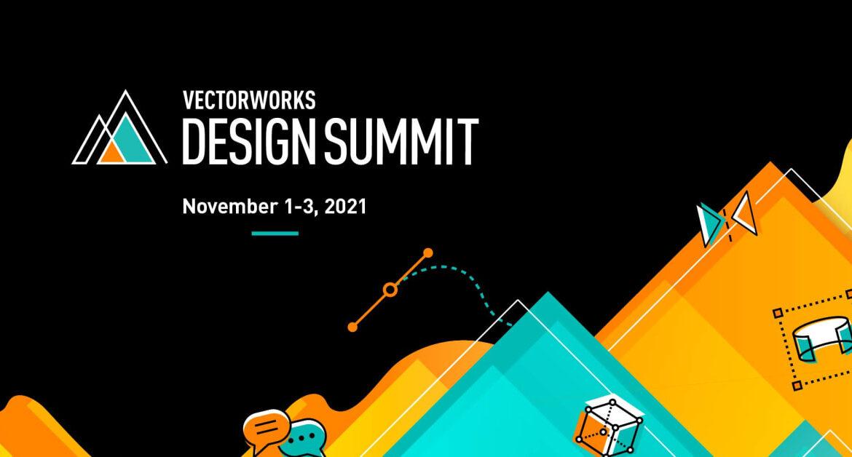 1-3 novembre – Vectorworks Design Summit