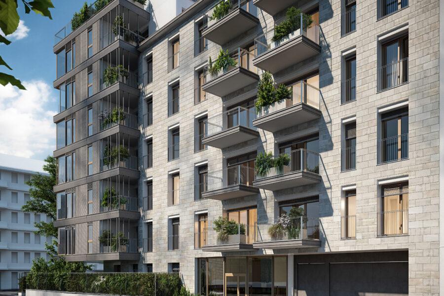 Residenza Domus Eleganza a Milano