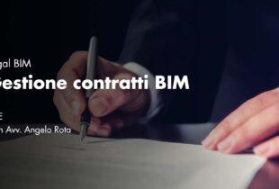 4-26 novembre – Gestione contratti BIM